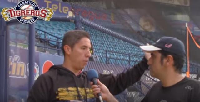 VIDEO: José Manuel Fernández (Gerente Leones del Caracas) entrevistado por Tigreros Oficiales.