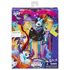MLP Equestria Girls Rainbow Rocks Rockin' Hairstyle Rainbow Dash Doll