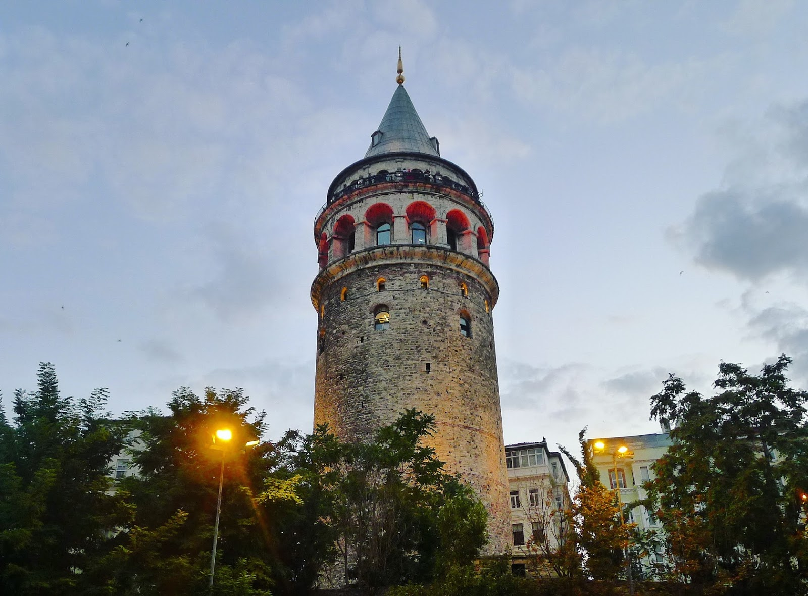 Into the balkans taksim square galata tower passport for Galata 1875 suites