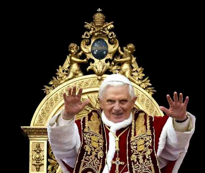 Aspects Of Catholicism: Pope Benedict XVI