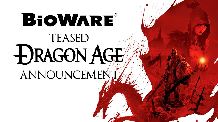 dragon age sequel tease bioware