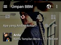 BBM MOD v3.0.0.18 Anji Lovers APK Update 2016 Gratis