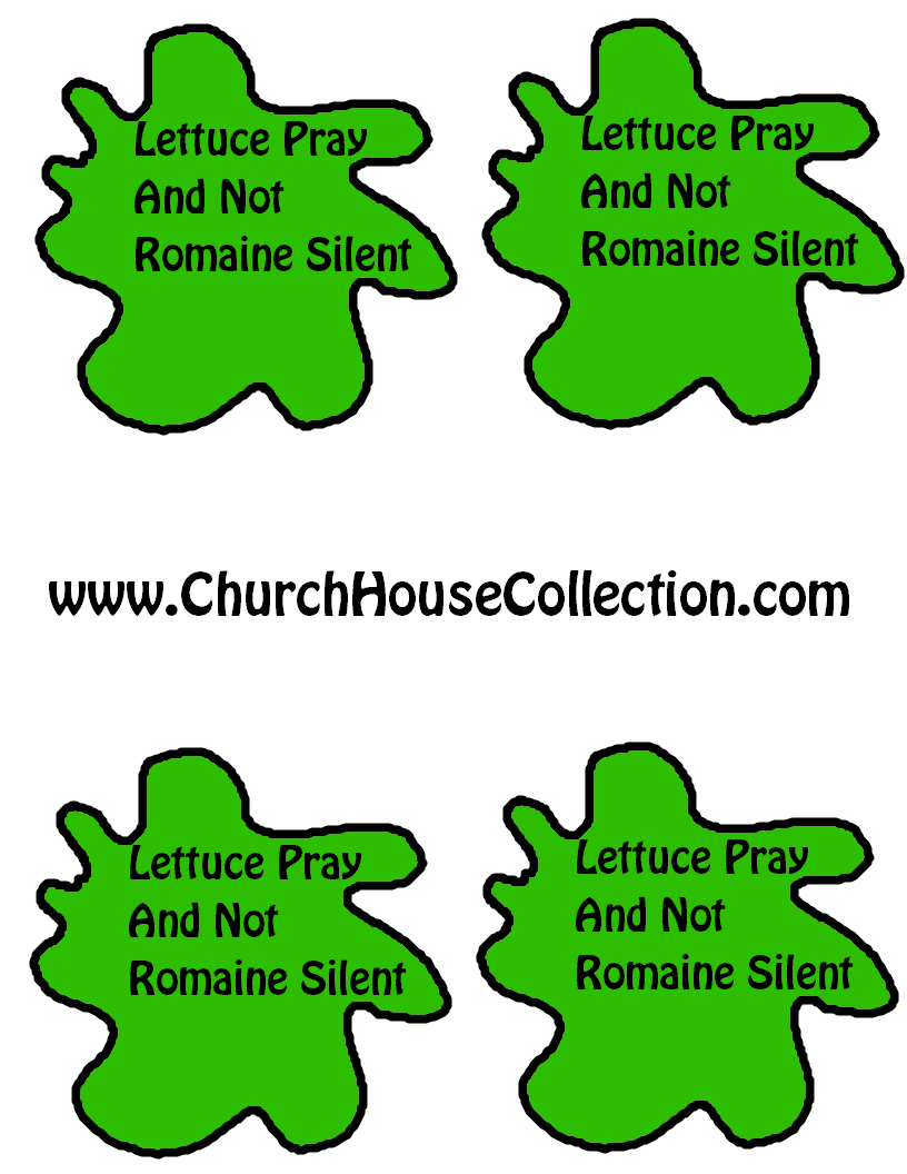 Church house collection blog hamburger printable cutout for Bulletin board template word