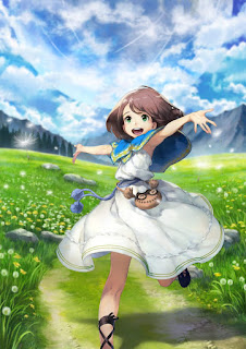 "serie original ""Lost Song"" de MAGES."