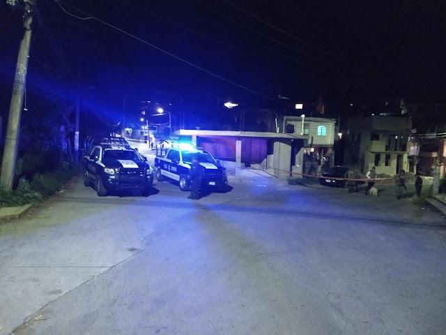 Balacera entre bandas delictivas deja 3 muertos, en Teziutlán