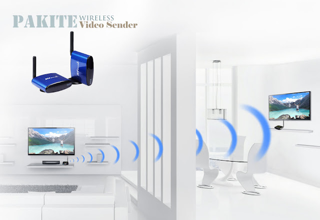 multi room tv transmitter receiver