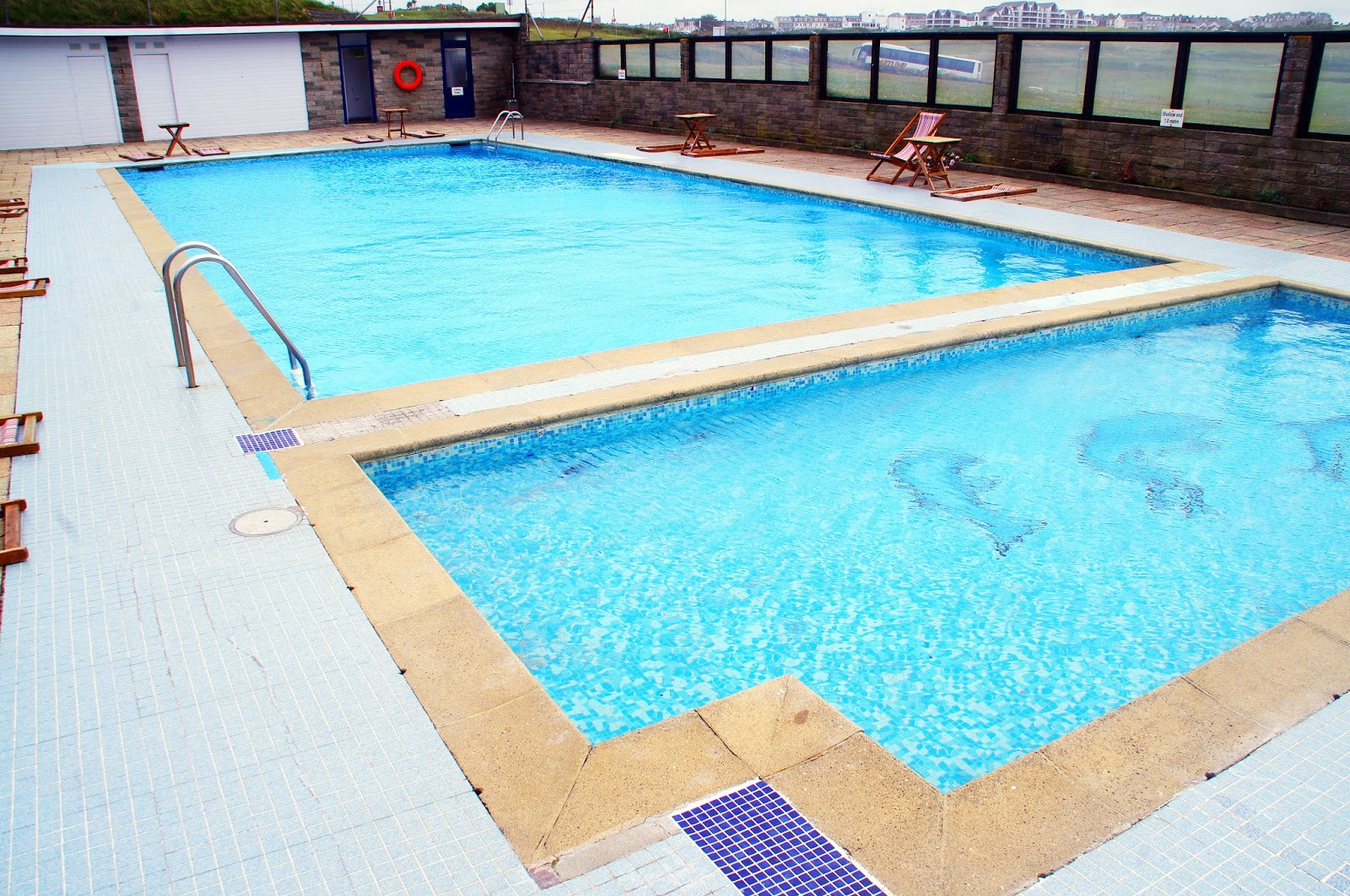 Headland Hotel Newquay Cornwall Pool
