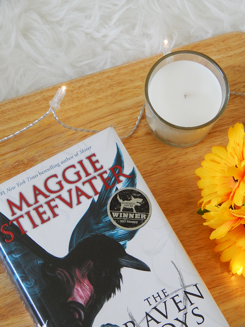 The Raven Boys No Spoiler Book Review | sprinkledpages