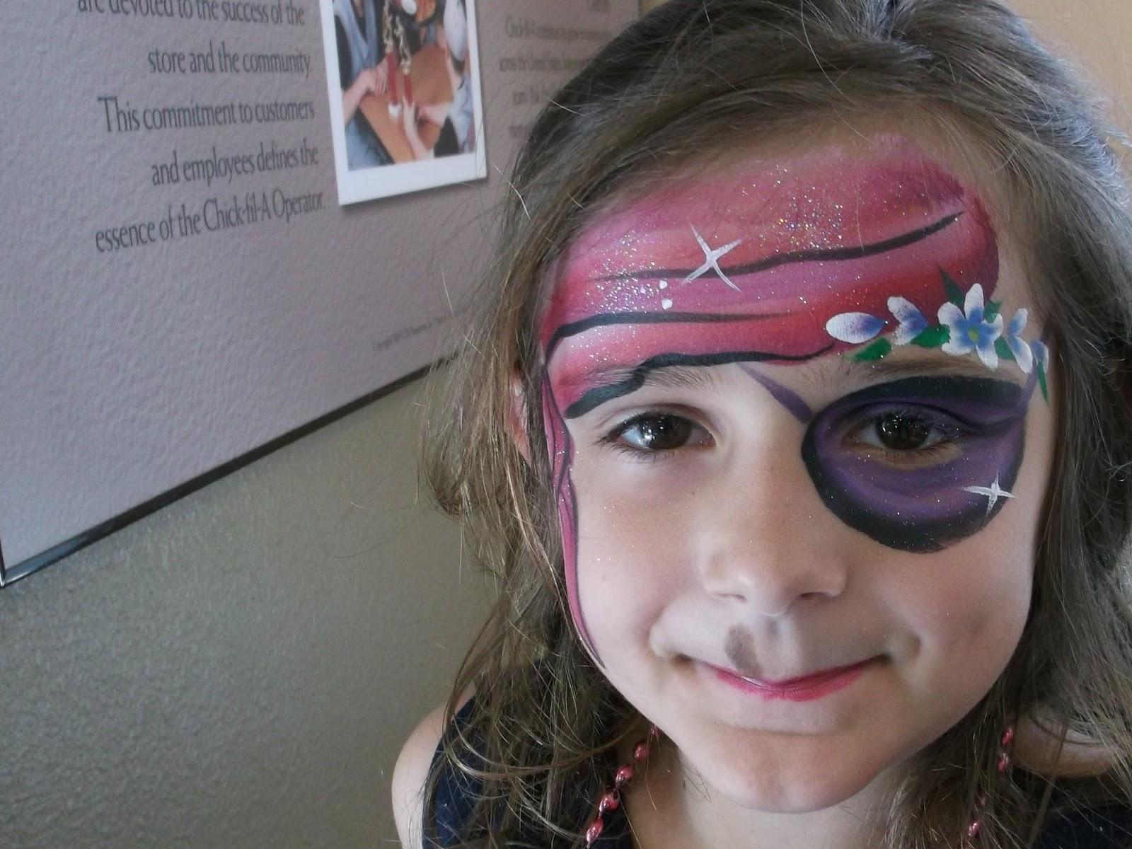 Ideas y fotos de maquillaje de pirata - Maquillaje pirata nina ...