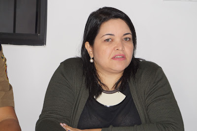 Dra. Polyanne Farias, Delegada Regional