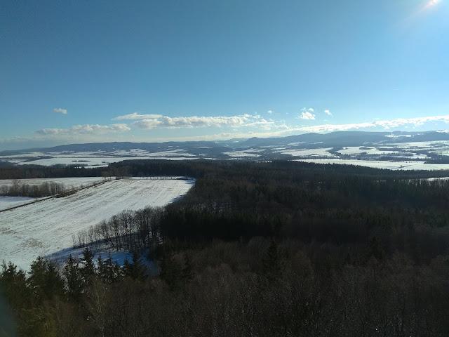 Gozdno wieża widokowa
