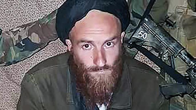 Darah Bule, Nama Arab, Tak Disangka Ternyata Tukan Racik Bom Thaliban