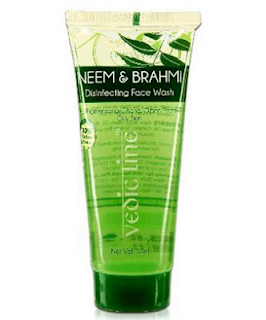 Vedic Line, Face Wash, Review, Neem, Brahmi,