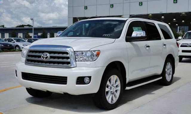 2017 Toyota Sequoia Redesign