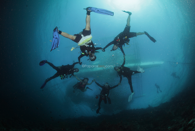 Jun V Lao, Scuba Diving, Underwater Photography, Scuba Instructor