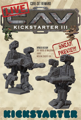 Project Update #7: CAV: Strike Ops III, Kickstarter from Talon Games