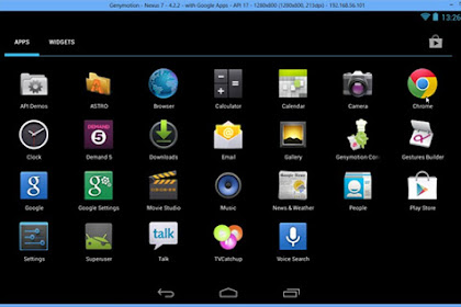Cara Bermain Game Android di Laptop / PC