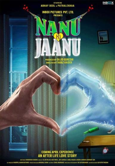 Nanu Ki Jaanu 2018 Full Bollywood Movie Hindi PDVDRip Download
