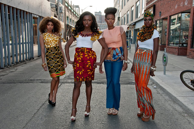 Why the African Inspired Dresses are an important part of today's Fashion Industry