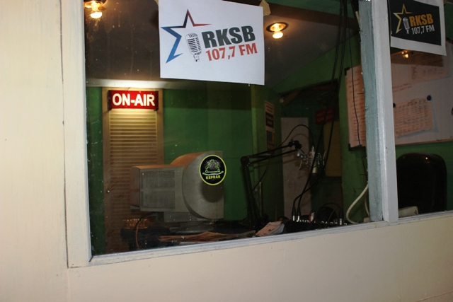 Soft Launching RKSB FM