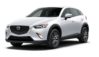2017 Mazda CX-3 at the Olympia Auto Mall