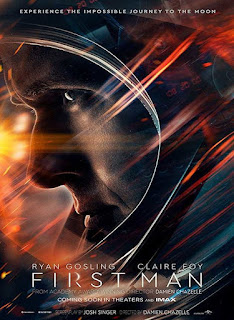 First Man (2018) Official Poster