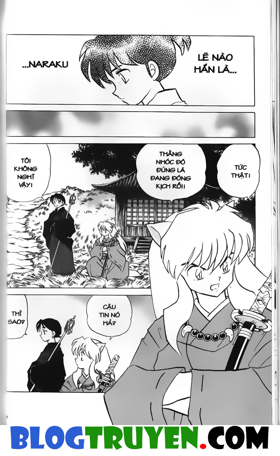 Inuyasha vol 18.10 trang 9