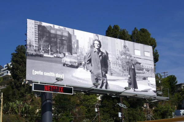 Pete Smith Day Adult Swim billboard