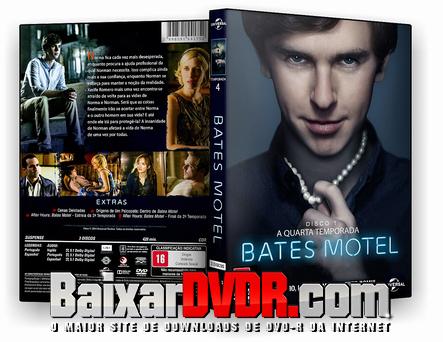 Bates Motel – 4ª Temporada Completa (2016) DVD-R