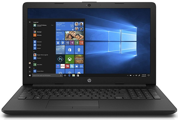 ▷[Análisis] HP Notebook 15-da0010ns, Opiniones y Review de un portátil low-cost perfecto para el uso doméstico