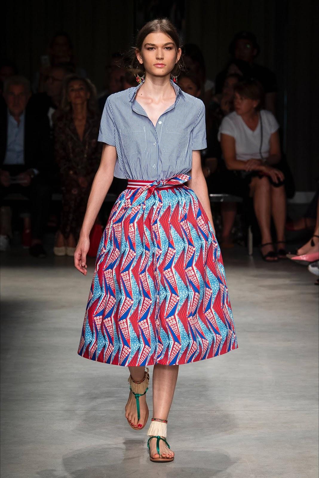 Eniwhere Fashion - MFW - Spring19 - Stella Jean