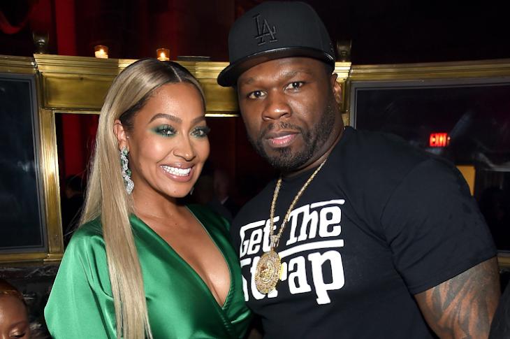 50 Cent And La La Will Produce A New Show On Starz
