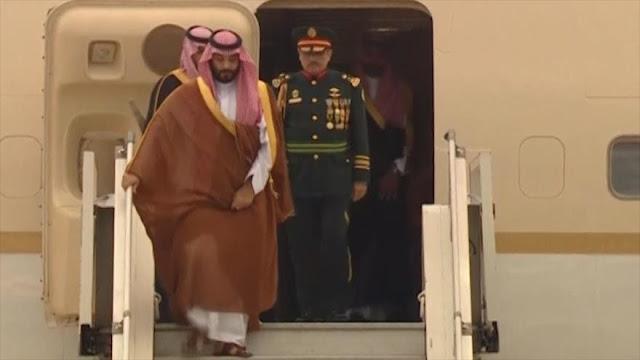Juez argentino pide informes sobre príncipe saudí