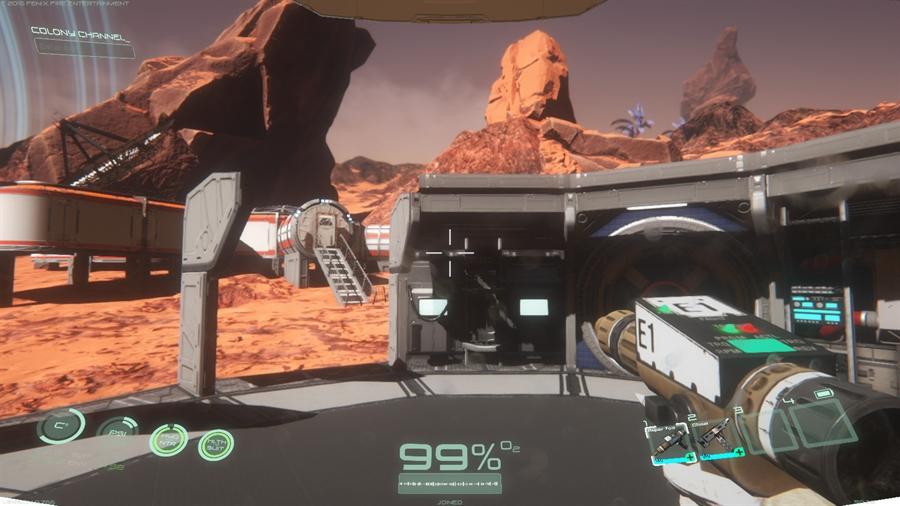 Osiris New Dawn Free Download - VideoGamesNest