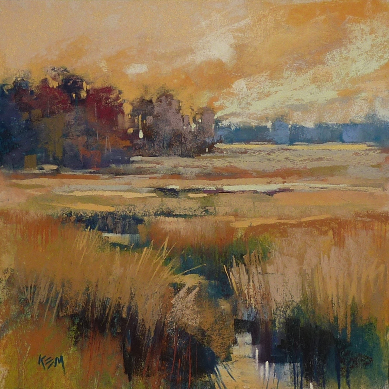 Painting My World: Underpainting 101:What is an Alcohol Wash?