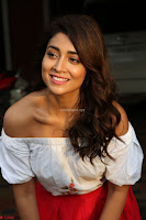 Shriya Saran looks super cute in off shoulder top and Red Skirt ~  Exclusive Celebrities Galleries 027.JPG