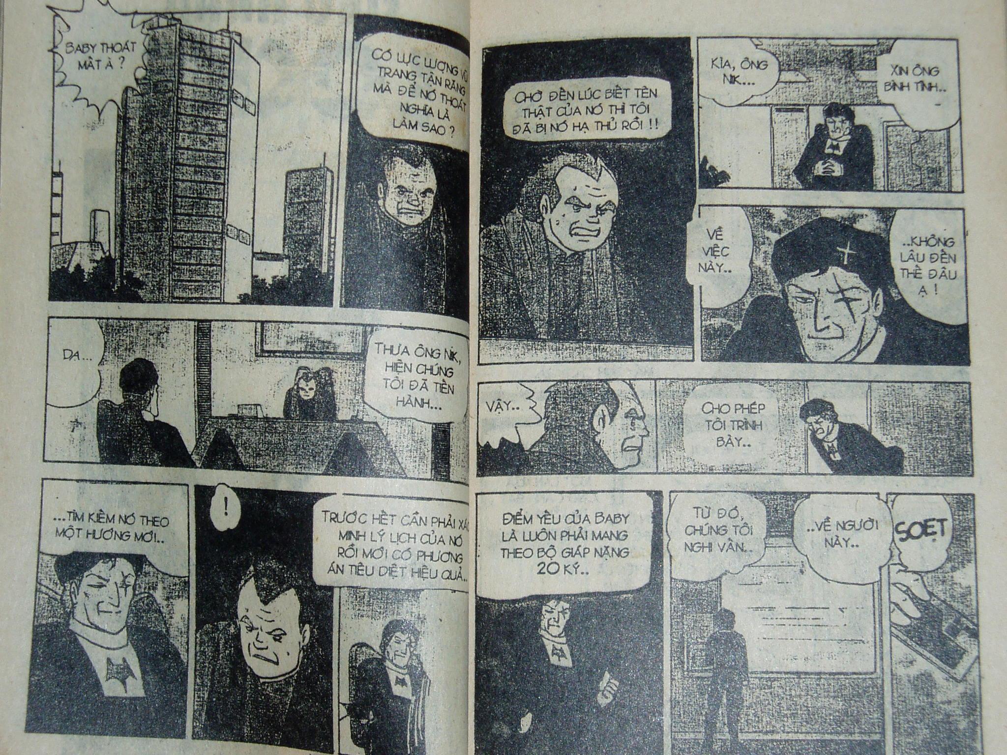 Siêu nhân Locke vol 16 trang 29