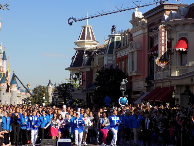 Disneyland Paris 25th Anniversary Grand Celebration