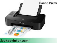 Review Spesifikasi, Fitur dan Harga Printer Canon Pixma TS207