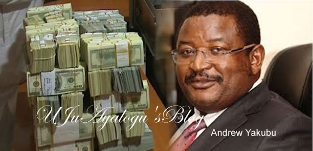 Appeal Court Orders Former NNPC Boss, Andrew Yakubu To Forfeit $9.7m Found In His House To FG