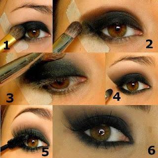 comment se maquiller les yeux en 2015 tutoriel facile maquillage idee maquillage. Black Bedroom Furniture Sets. Home Design Ideas