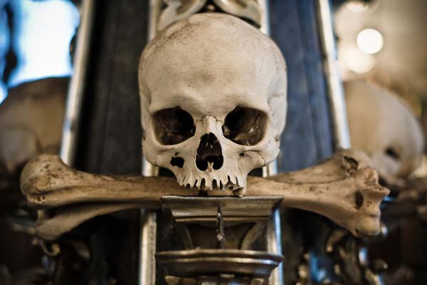 This Is Called The Cemetery Church Of All Saints And What Lies Inside This Will Surely Terrify You!