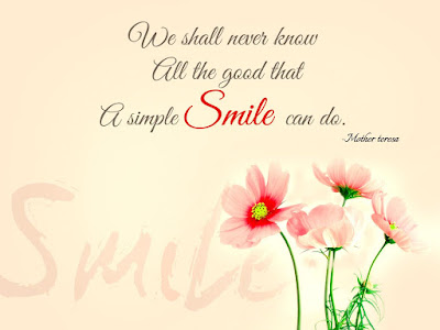 Beautiful Smile Quotes