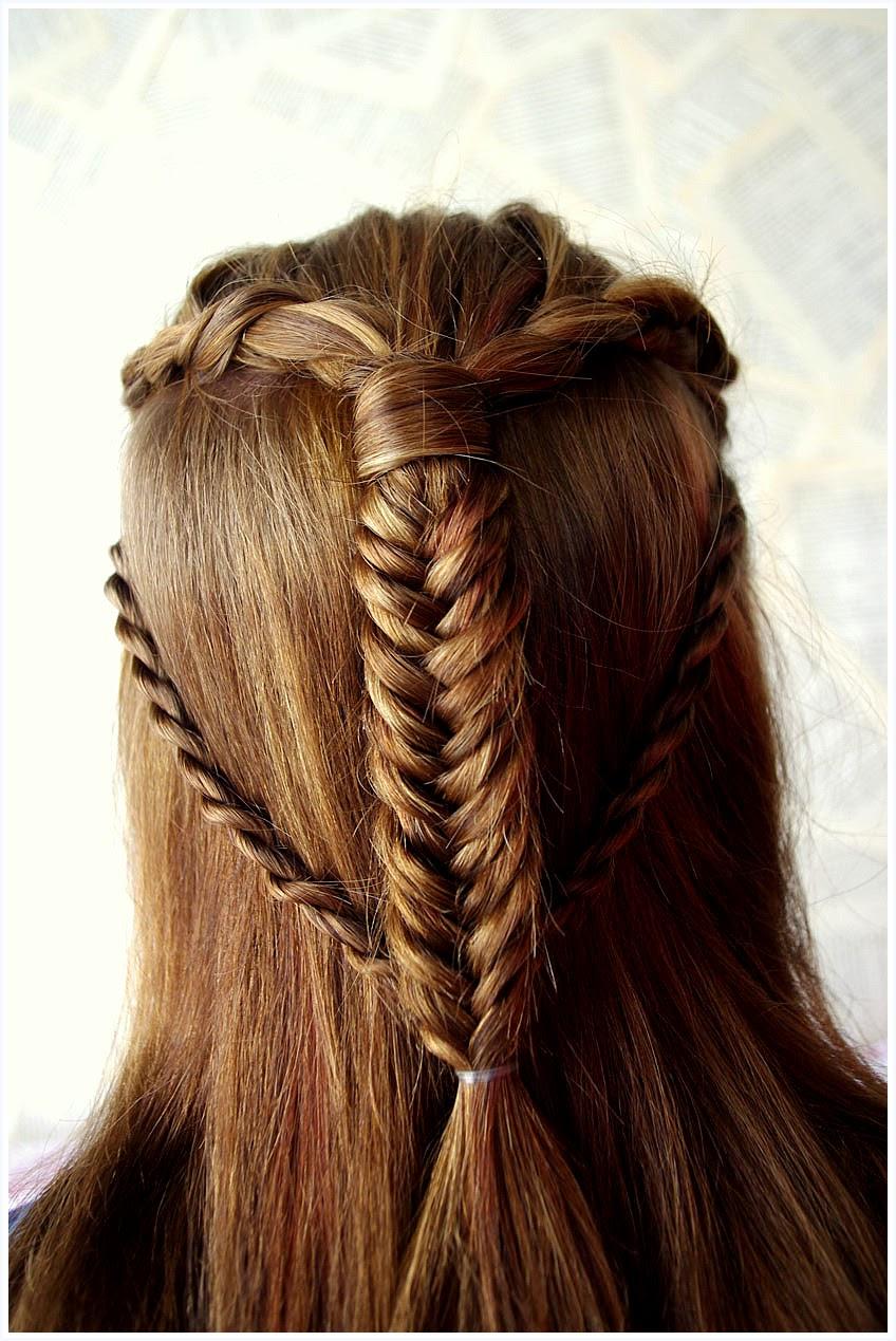Enchanted Hairstyles Elf Hair