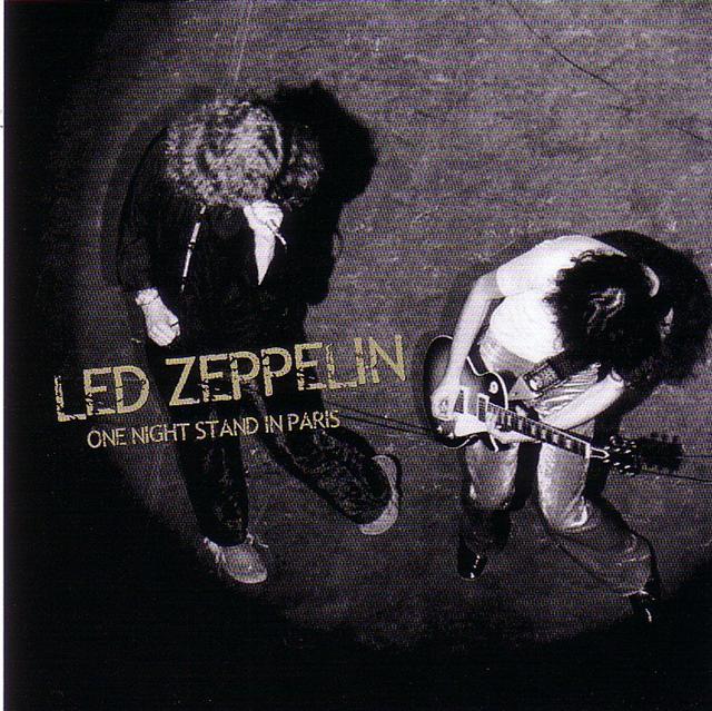 PLUMDUSTY'S PAGE: Led Zeppelin 1969-10-10 Olympia, Paris ...