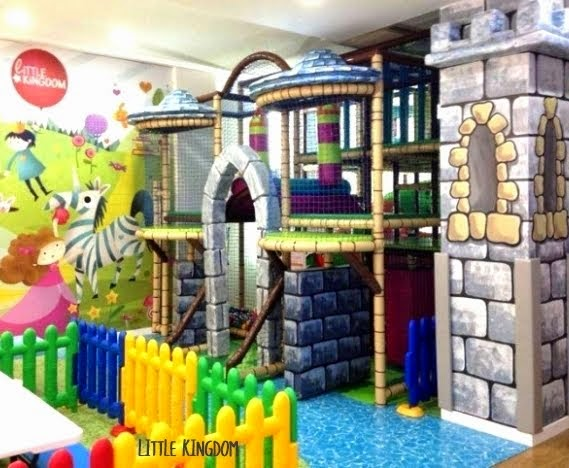 Castillo de bolas de Little Kingdom