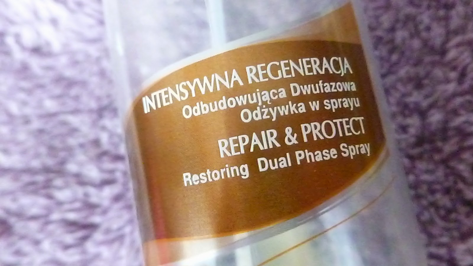 Odżywka w sprayu - Pantene Pro-V Intensywna Regeneracja
