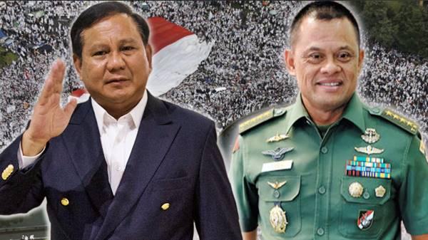 Prabowo Ajak Gatot Gabung Gerindra