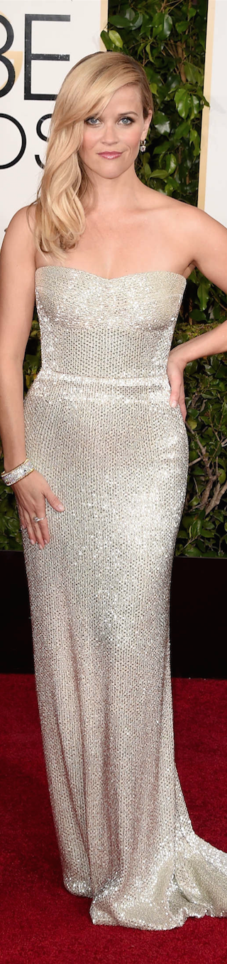 Reese Witherspoon 2015 Golden Globe Awards