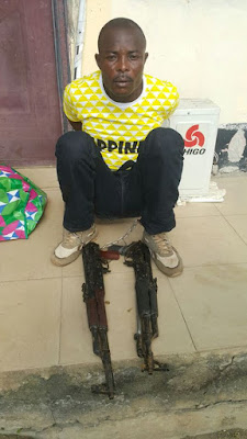 ARREST OF NIGER DELTA MILITANT PLANNING TO BOMB THIRD MAINLAND BRIDGE IN LAGOS